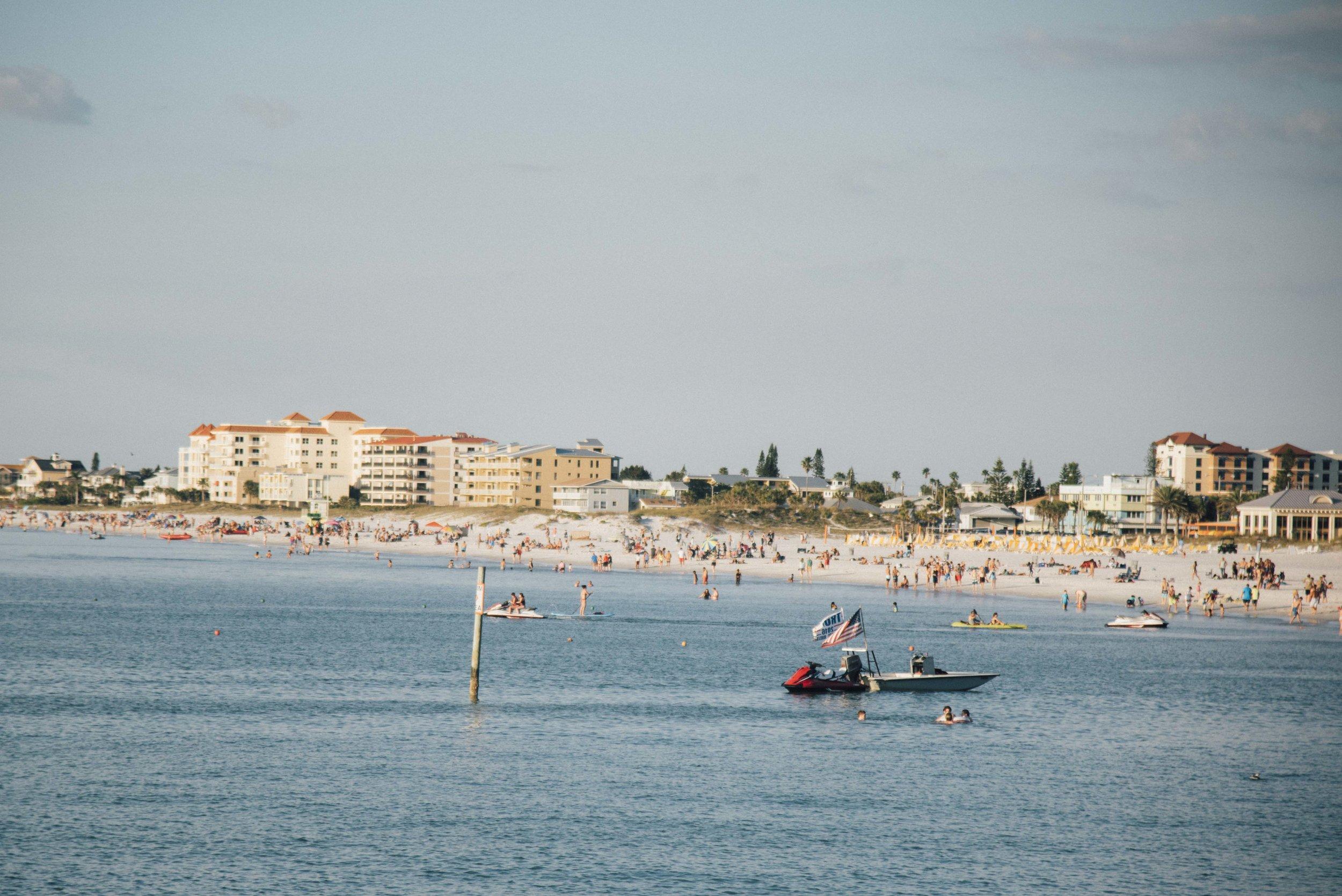Clearwater Beach, FL, USA