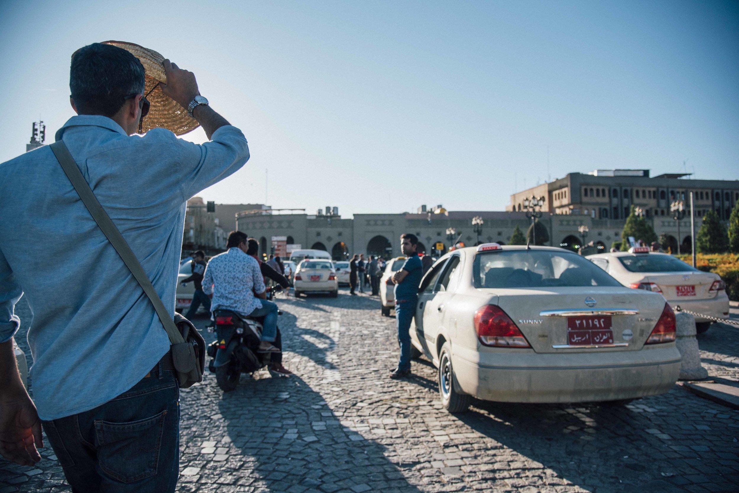 Erbil, Kurdistan, Iraq