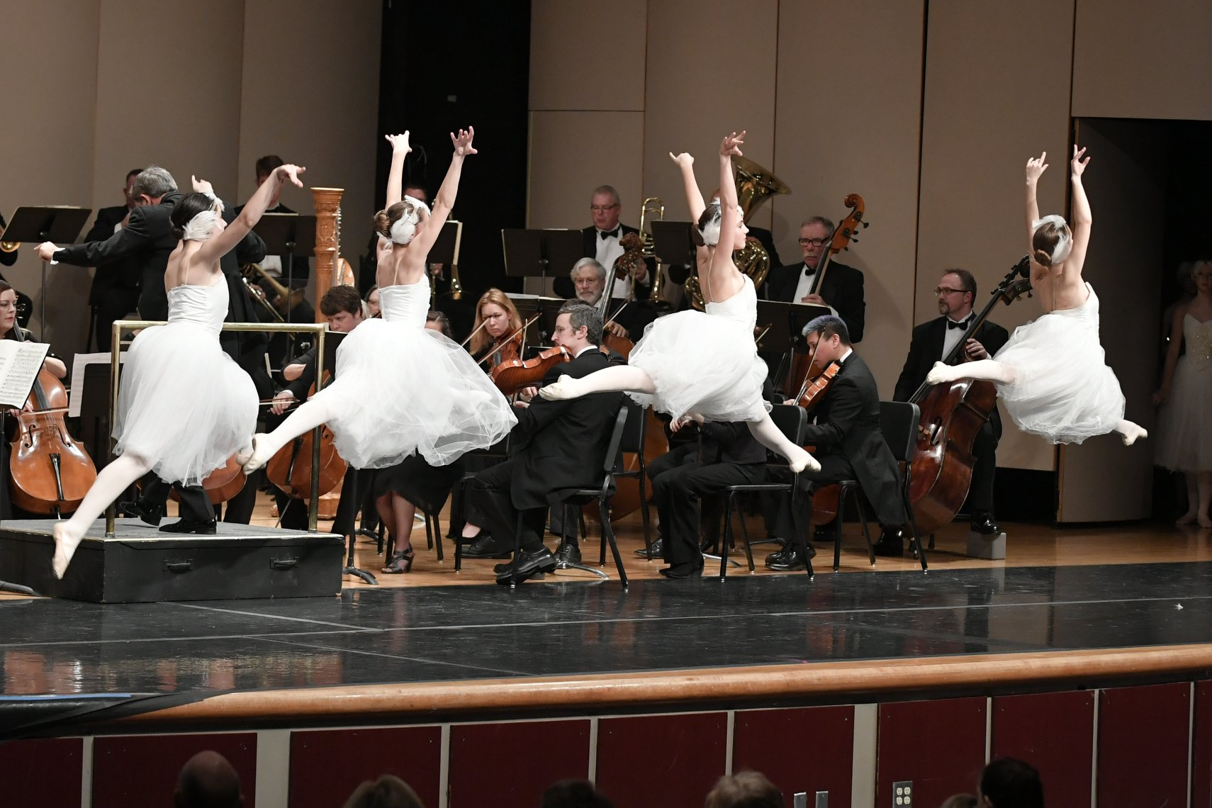 Columbia Dance & The Vancouver Symphony Orchestra