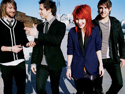 """""""Paramore is a Band"""" - SPIN, 2008I was and am a big Paramore fan, and I was honored to get the opportunity to paint a portrait of them as a cohesive unit, rather than just spotlighting singer Hayley Williams, as was often the case. Not long after, the thrust of this piece turned out to be… a little awkward. (Unfamiliar? Google, and pity me.) For my part, I think she and they meant this headline to be the genuine case. Relationships are complicated, bandmate ones especially so. I spent a quick evening rolling around Franklin with the band, and turned this around the next day. Photo by Viki Forshee. Read more here."""