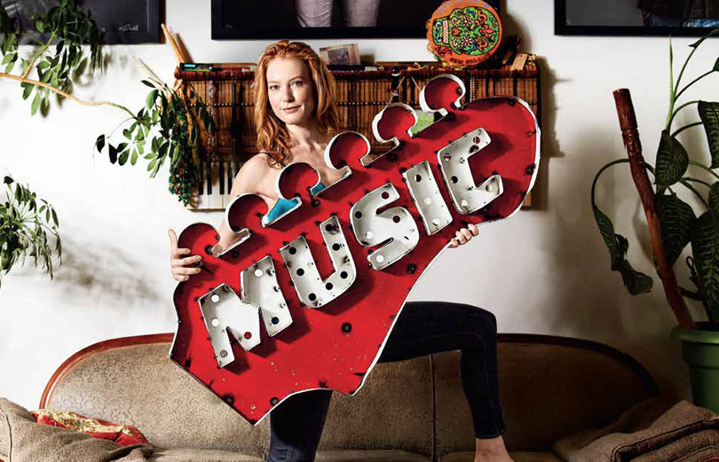 """""""The soul of Witt"""" - THE EAST NASHVILLIAN, 2018I'm a huge Walking Dead fan, and a Dune fan, so I was intrigued to find out that actress Alicia Witt, brilliant in both those productions and many, many others, was now making music in Nashville. Turns out she's impeccably talented there, too, and has been working with the likes of Ben Folds, and Kings of Leon producer Jacquire King. Read more here."""