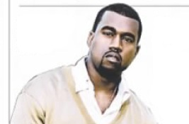 """""""West pulls no punches"""" - THE TENNESSEAN, 2005I interviewed Kanye, so early on. He told me about this new band Morrissey that he loved, and sang Fiona Apple songs to me, and called himself """"ridiculously dope."""" In hindsight… kind of your run-of-the-mill Kanye interview? Read more here."""