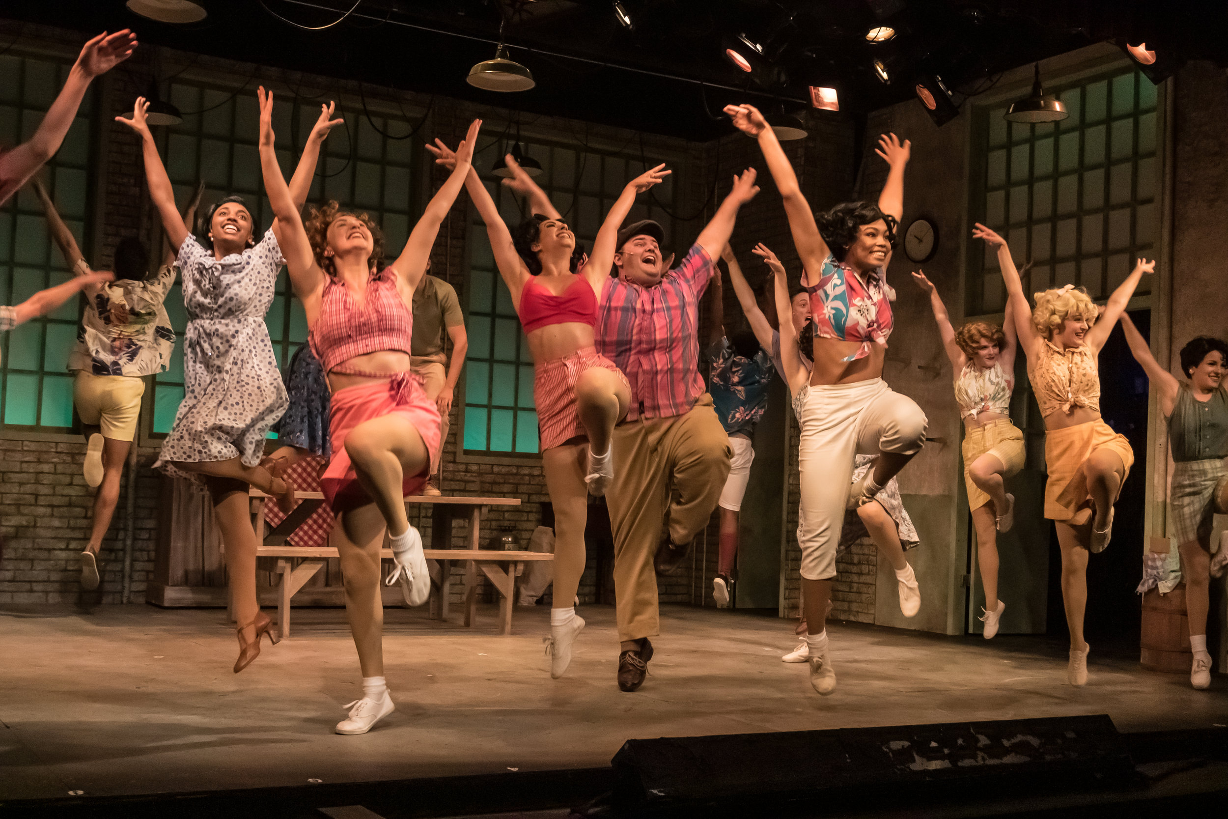 The Pajama Game (Mabel), Mulberry Creek Imagery