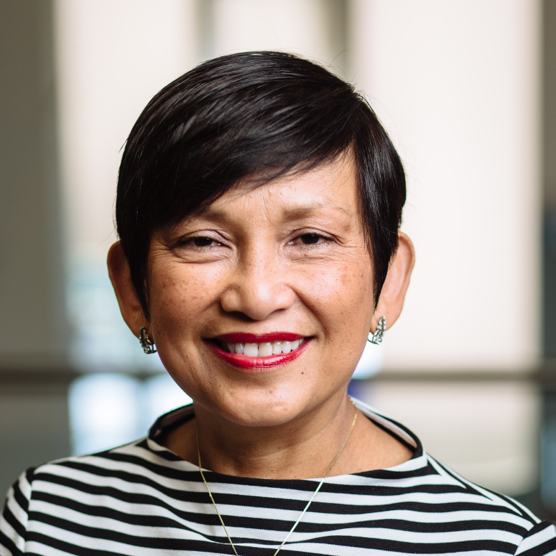 Mimi San Pedro, Chief Strategy Officer
