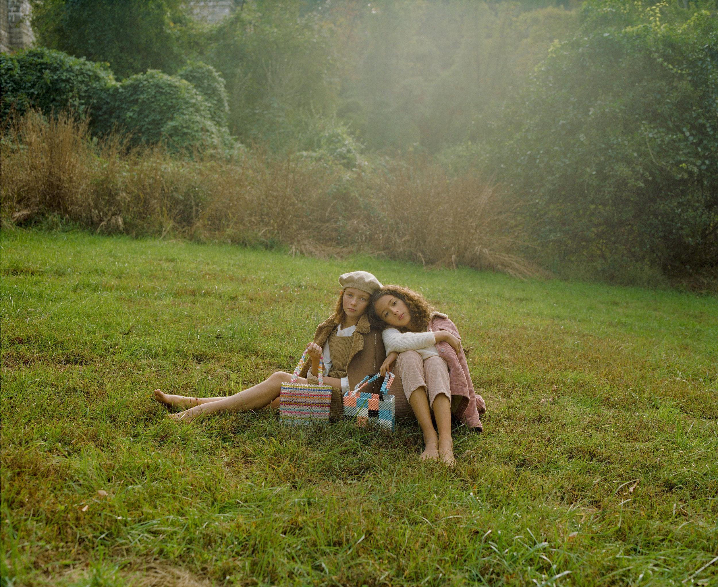 Creative direction & production for Susan Alexandra photoshoot.