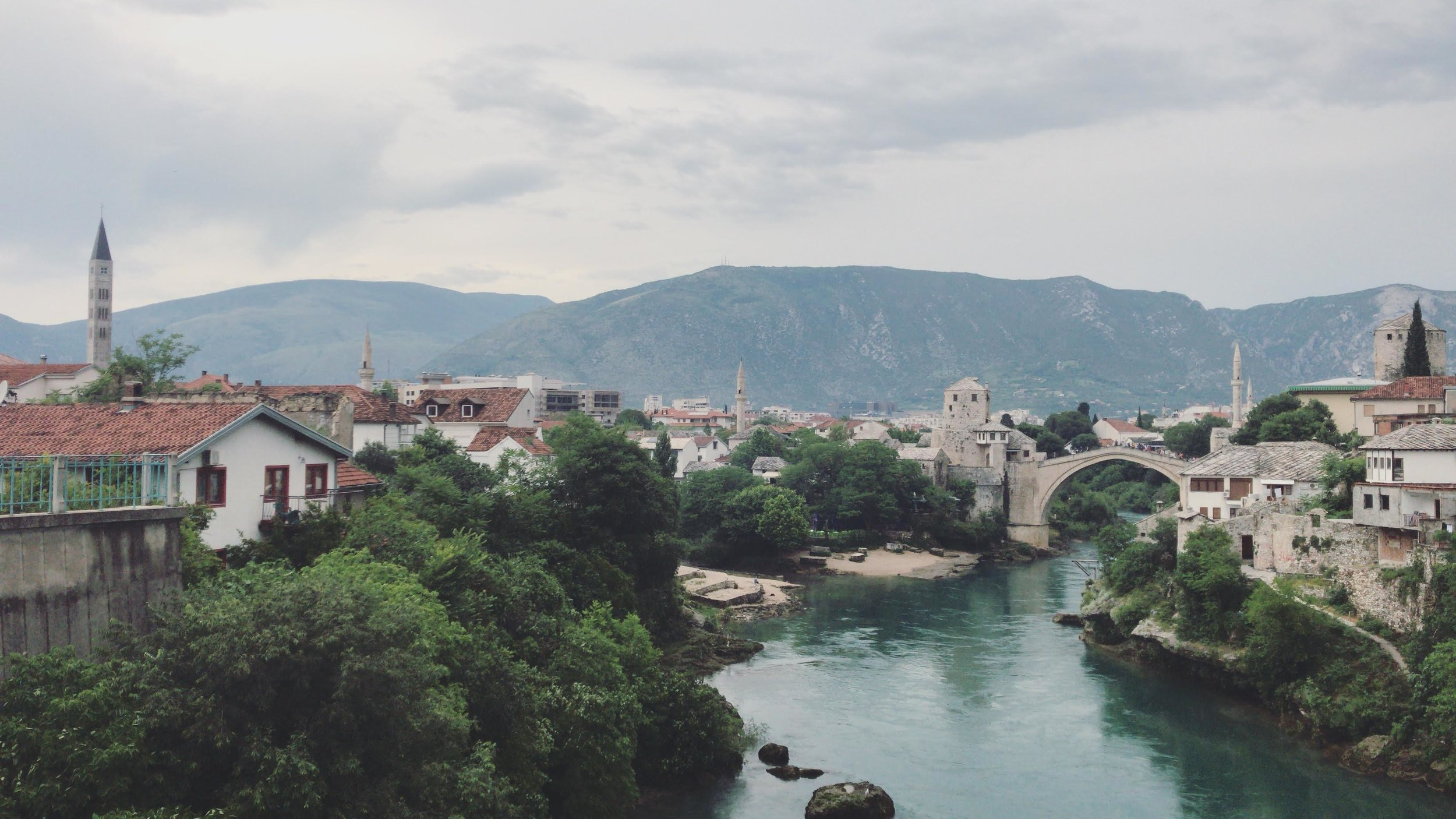 THE LAST YUGOSLAVS - A filmmaker goes back to her forgotten country searching for the meaning of identity.