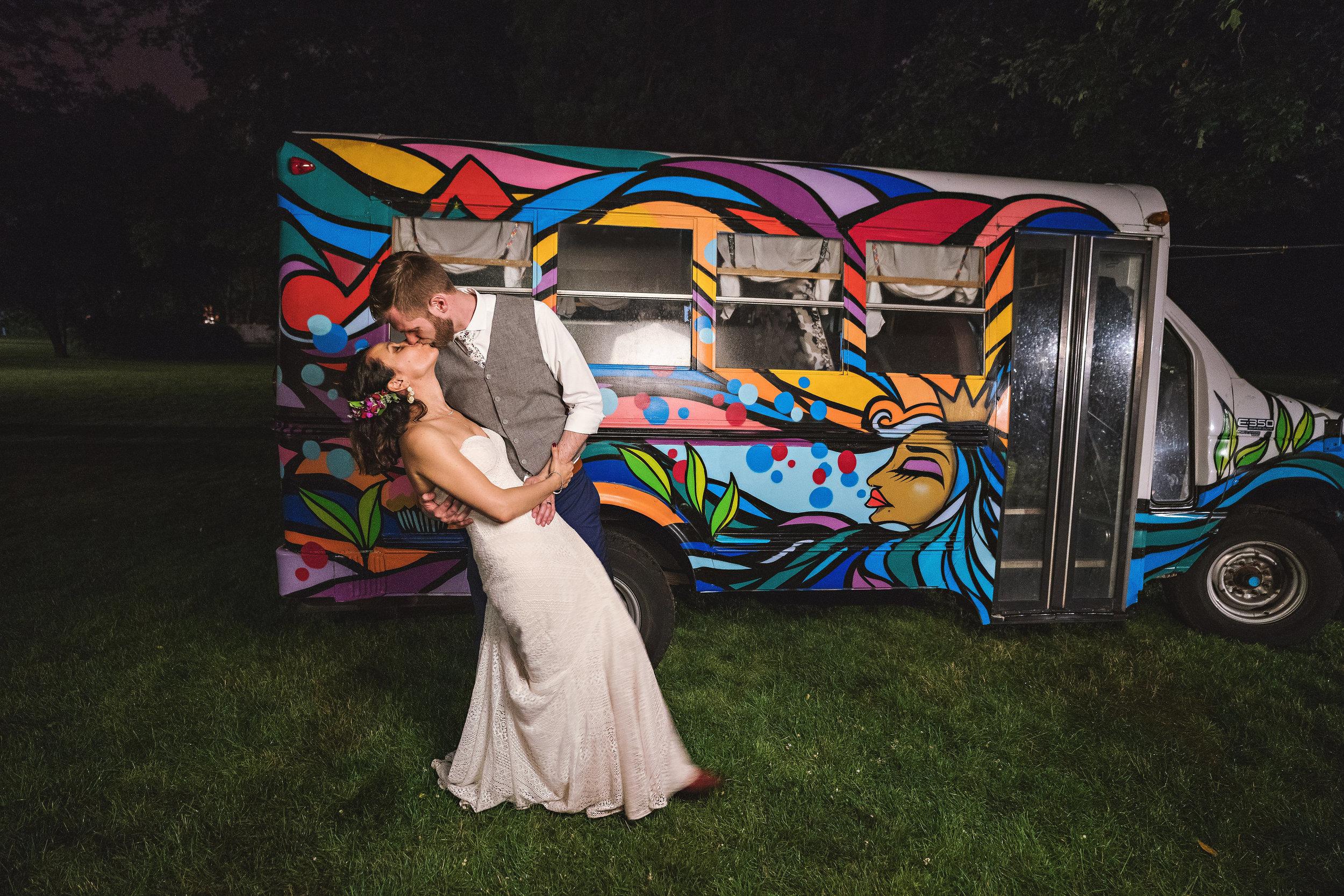 Bus Kissing Taline&Will Wedding.jpg