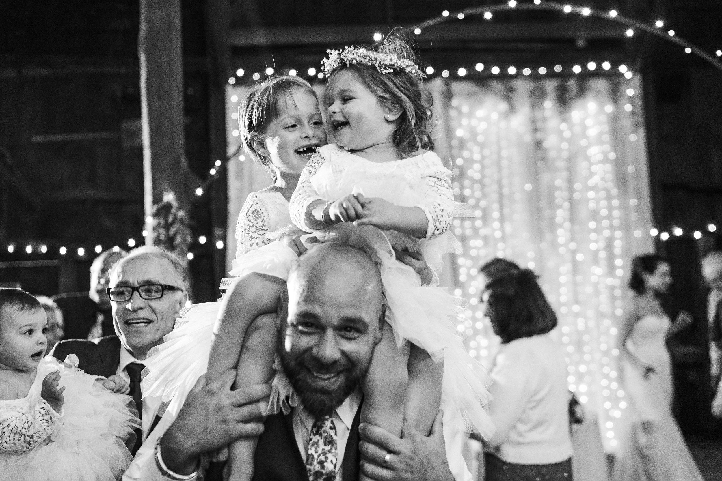 Kids on Shoulders Taline&Will Wedding Reception.jpg