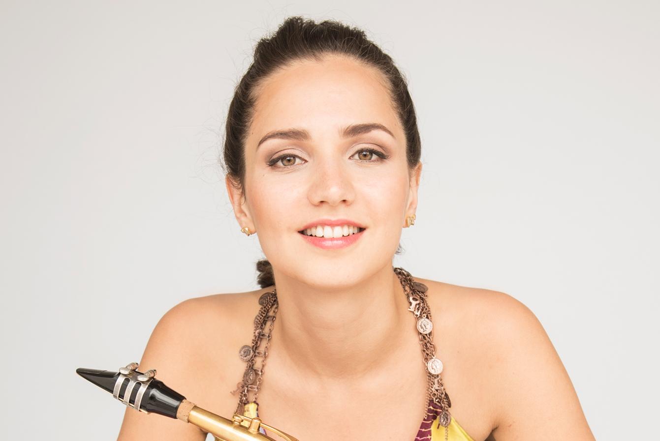 AsyaFateyeva - Saxophonist / Visit website