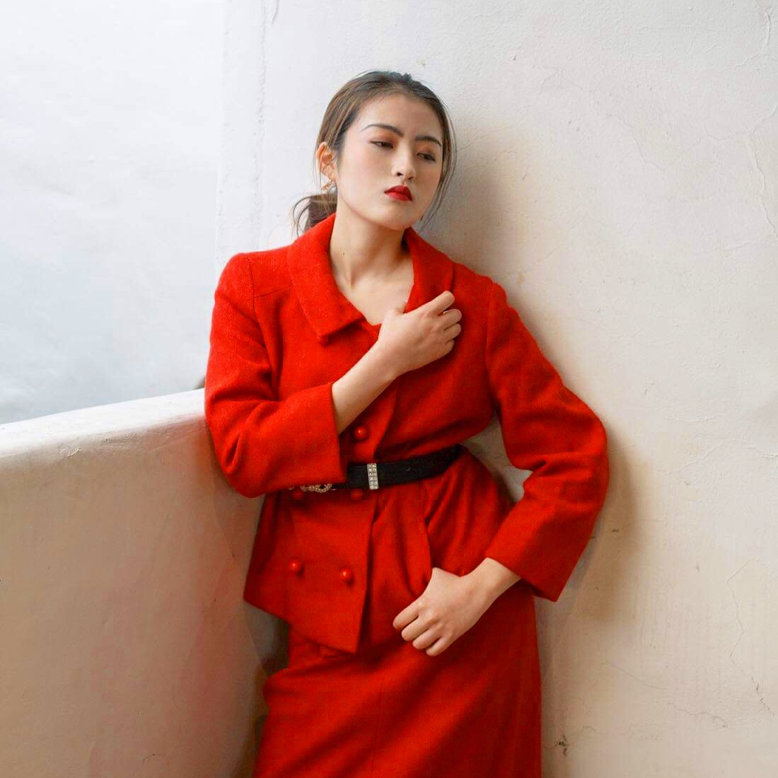 Copy of red outfit