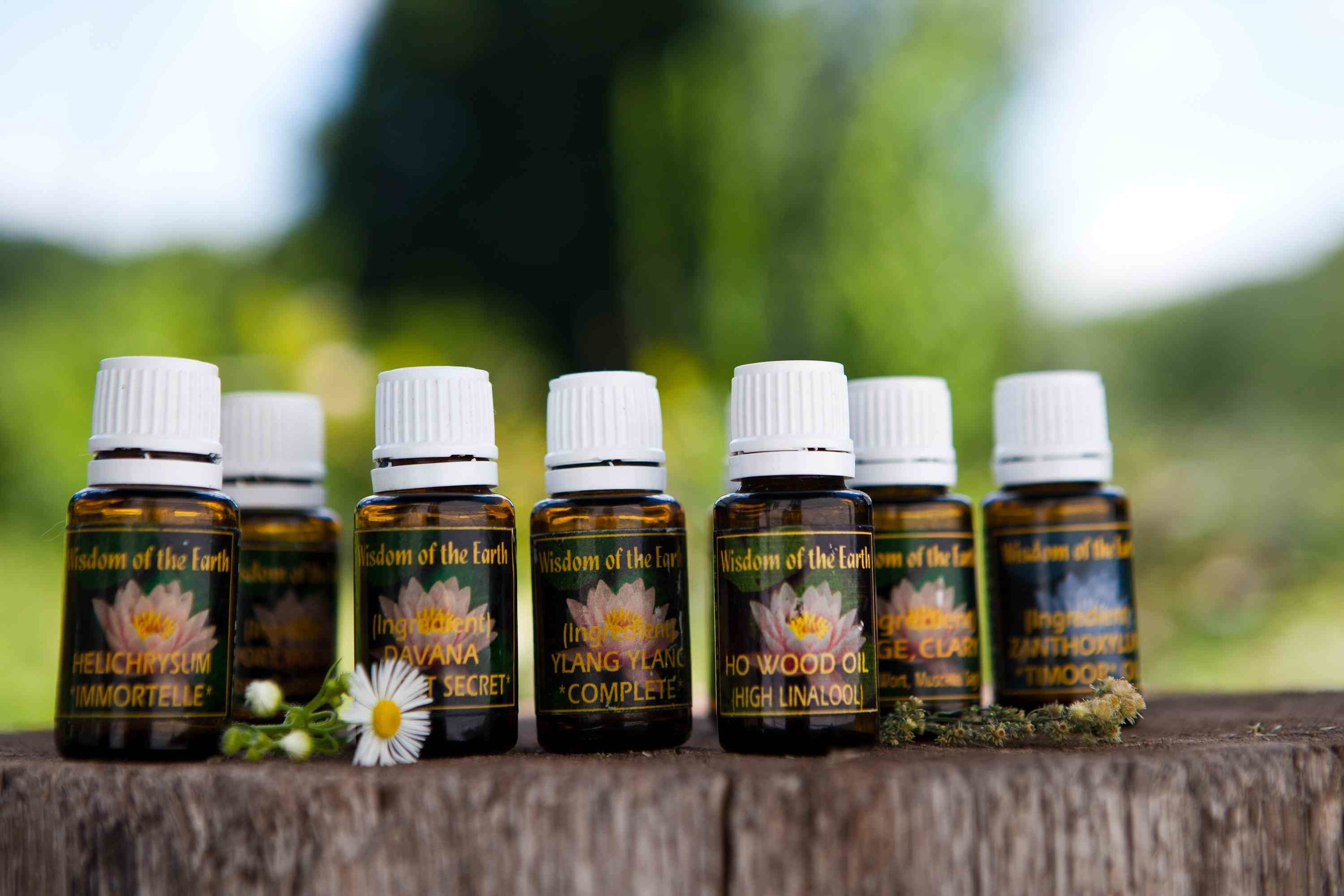 Pure Medicinal Grade Essential Oils - Hand Poured with Love