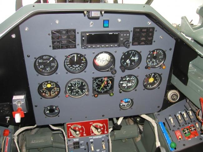 L39C For Sale - Controls