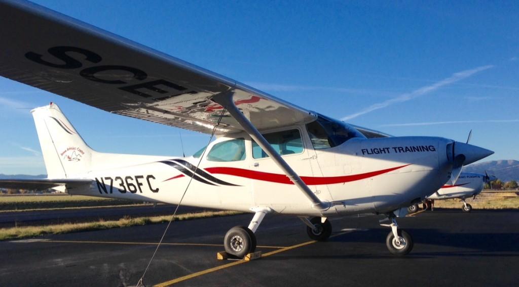 grand teton scenic flights - Cessna