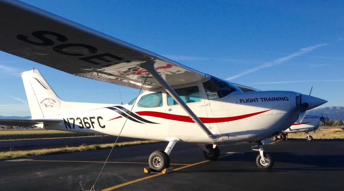 Cessna HawkXP flight training aircraft