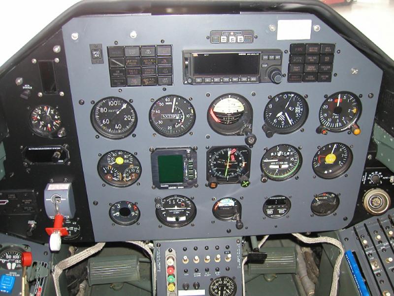Extra 300cockpit