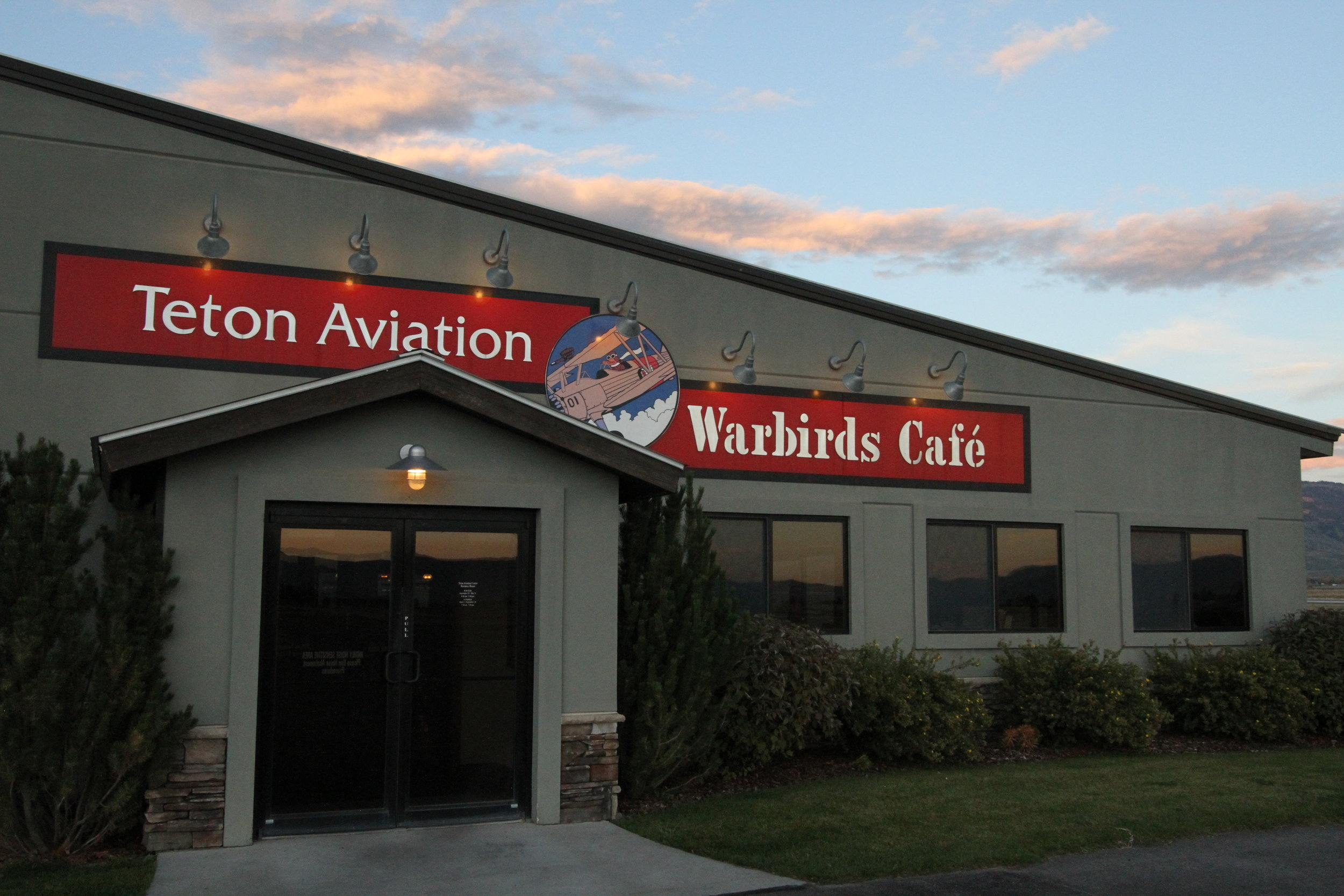 welcome to teton aviation center driggs airport fbo