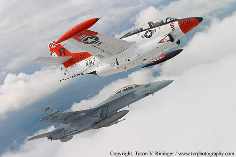 North American T-2 Buckeye formation