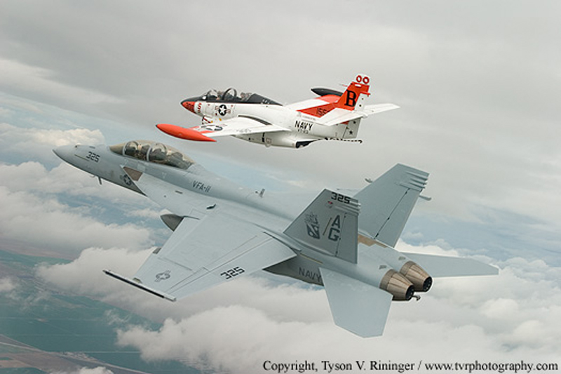 North American T-2 Buckeye-2