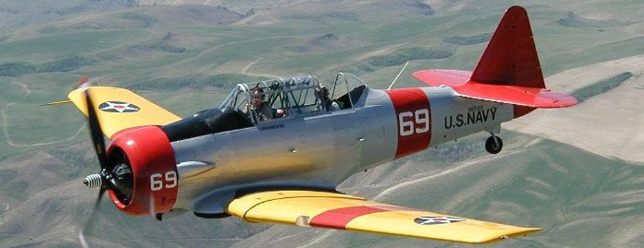 SNJ - North American T-6 Texan