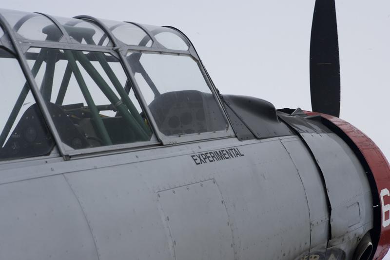 North American T-6 Texan SNJ