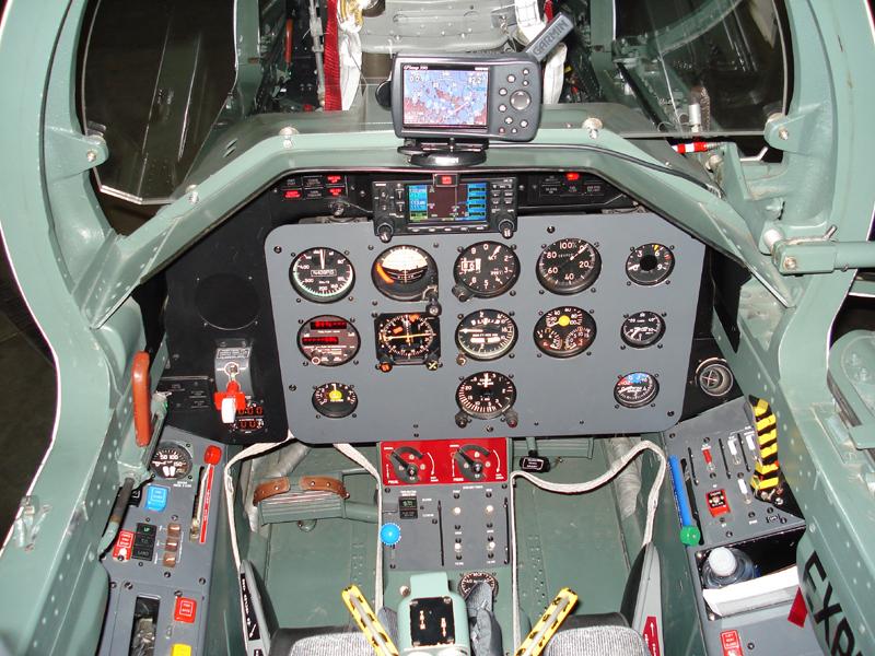 L 39C cockpit
