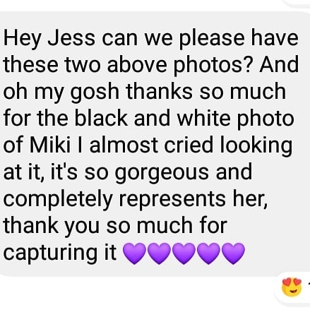 This feedback made my morning! I'm always aspiring to capture not only the beauty of your little ones but their natures too! #whangareiphotographer #allthefeels