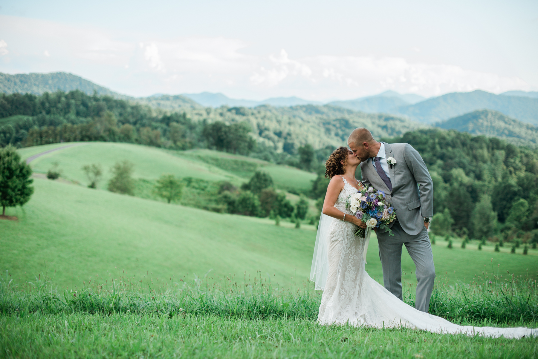 Mountain weddings