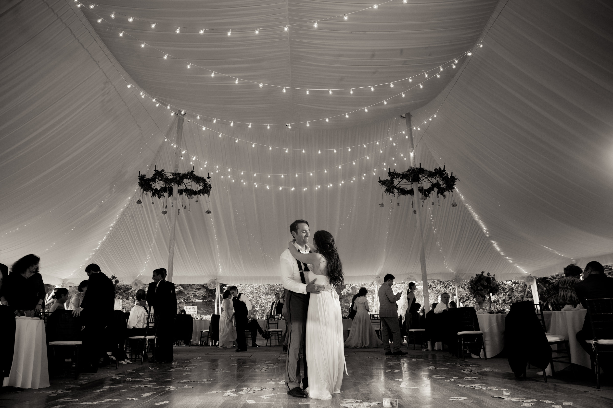 Tent wedding inspiration