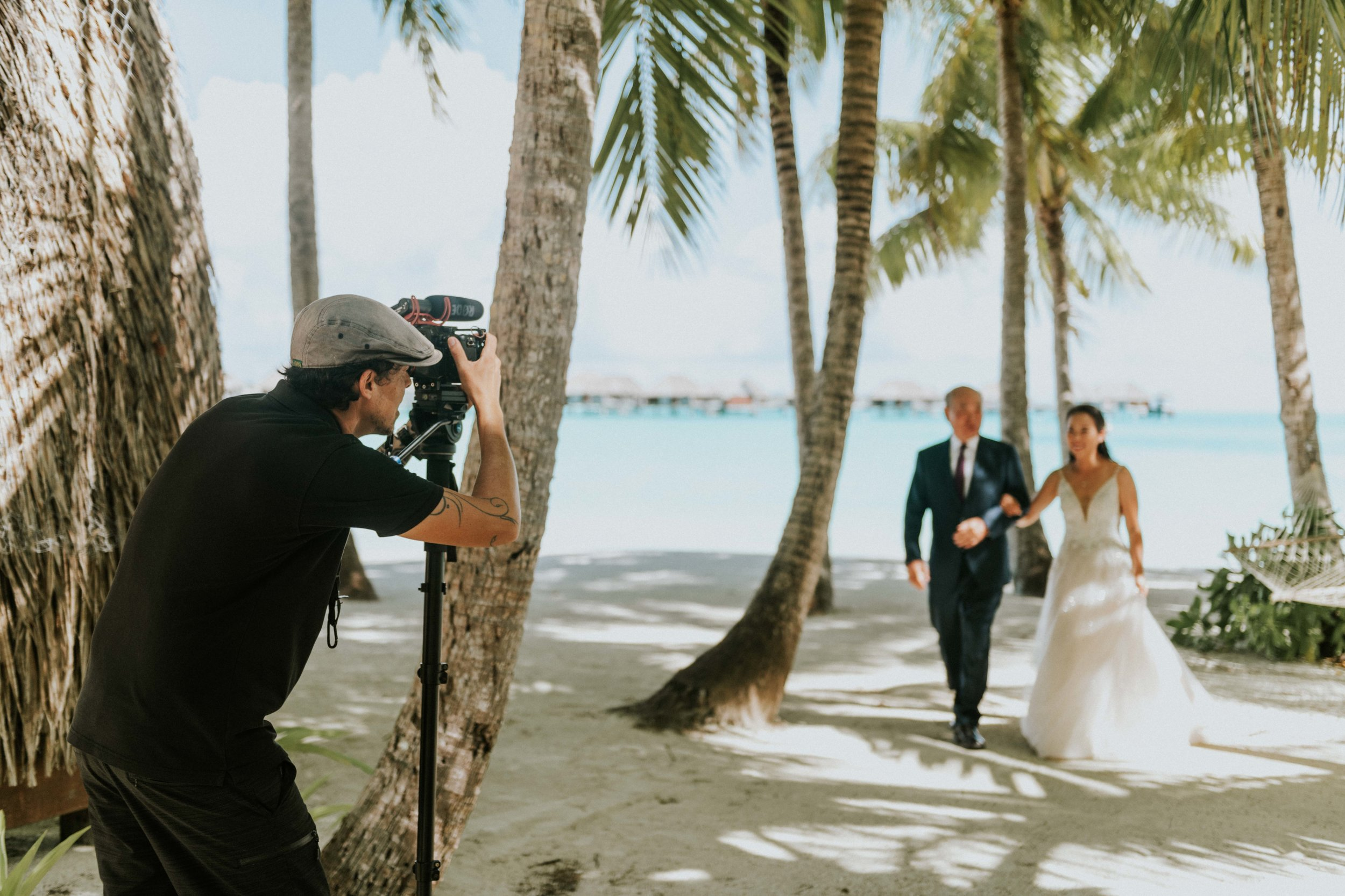 Bora Bora Wedding Planner