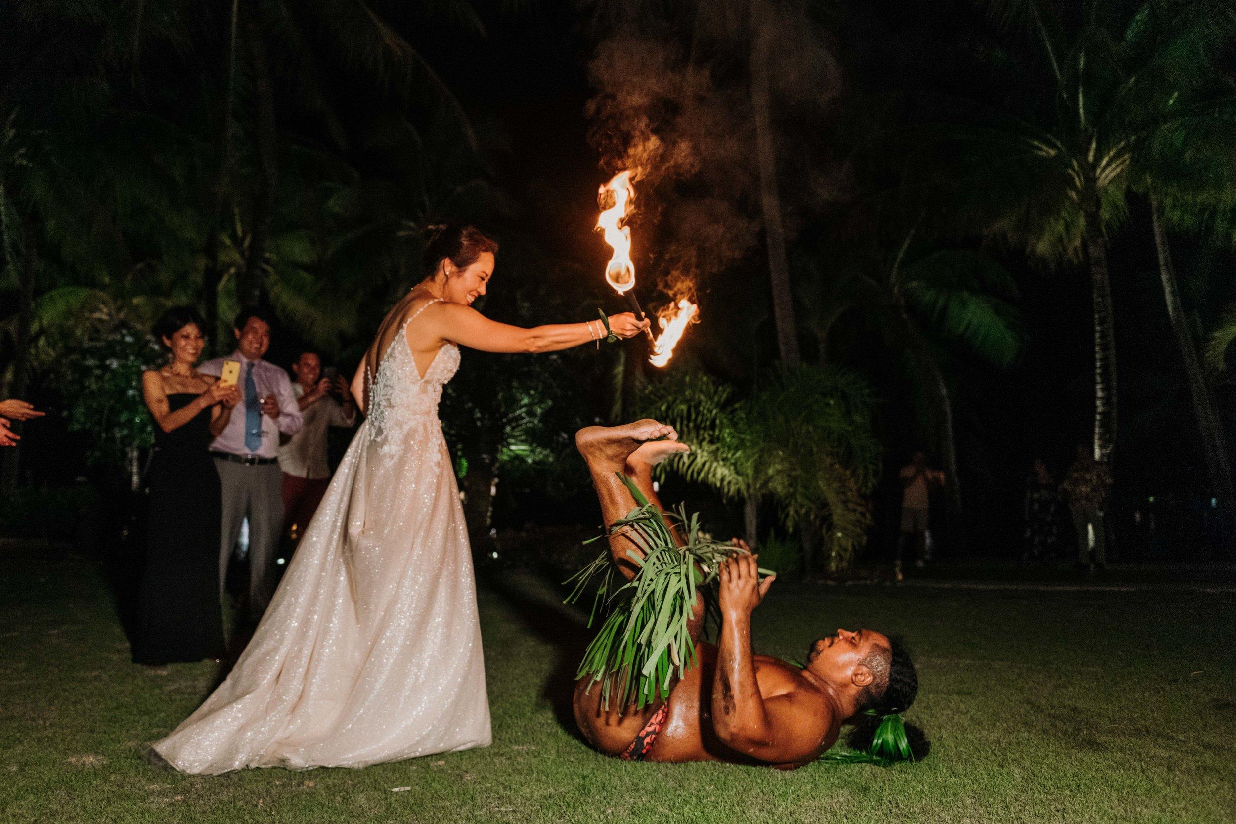 Bora Bora Wedding Planner
