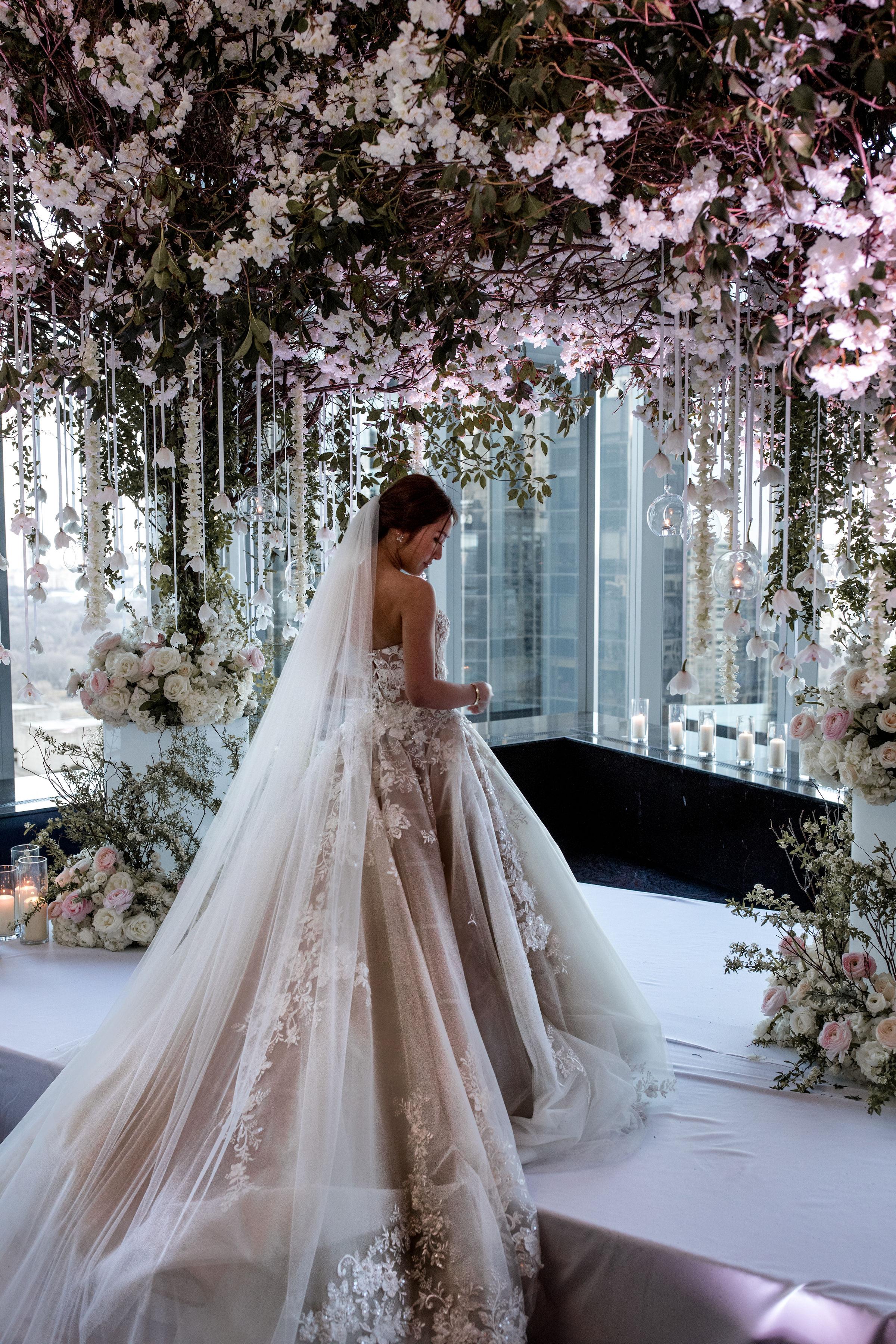 Mandarin Oriental Wedding LLG