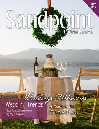 Sandpoint Magazine, Blooming Event Design