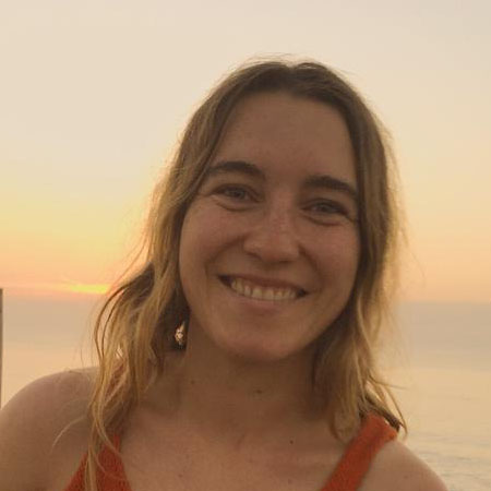 Rosa Edwards - I'm a Marine Science Masters student and I'm an Ocean Voice - New Zealand.