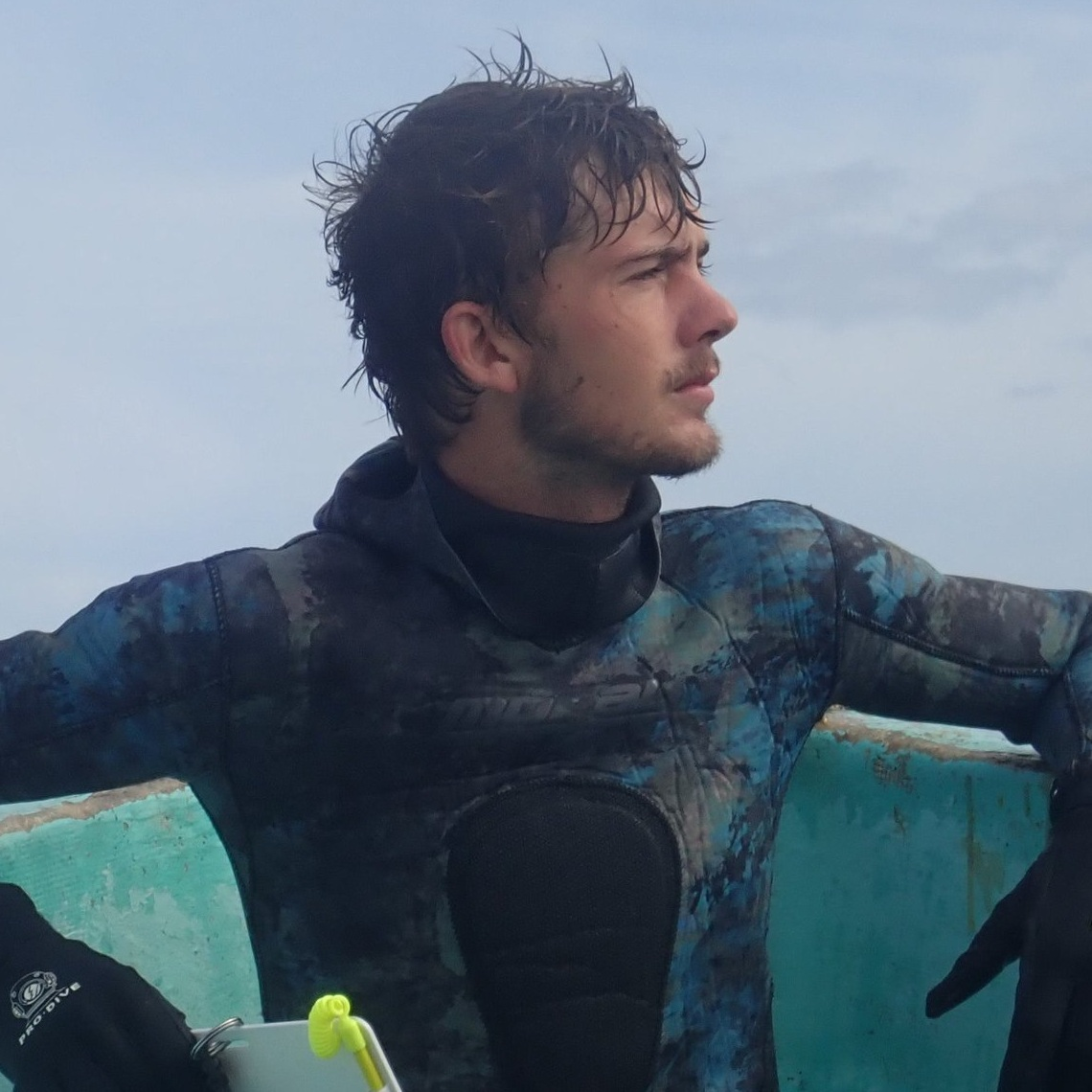 Zac Penman - I'm a scuba instructor/dive guide and I'm an Ocean Voice - New Zealand/Australia.