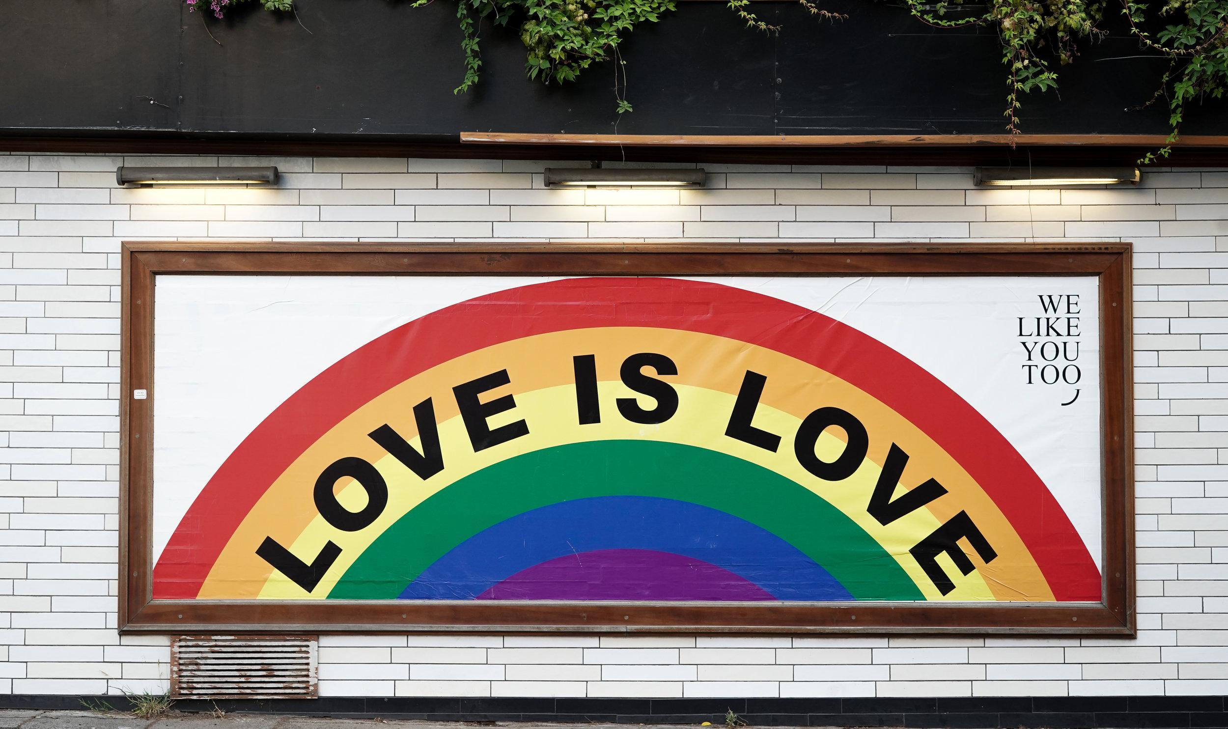 Pride isn't parades, it's community