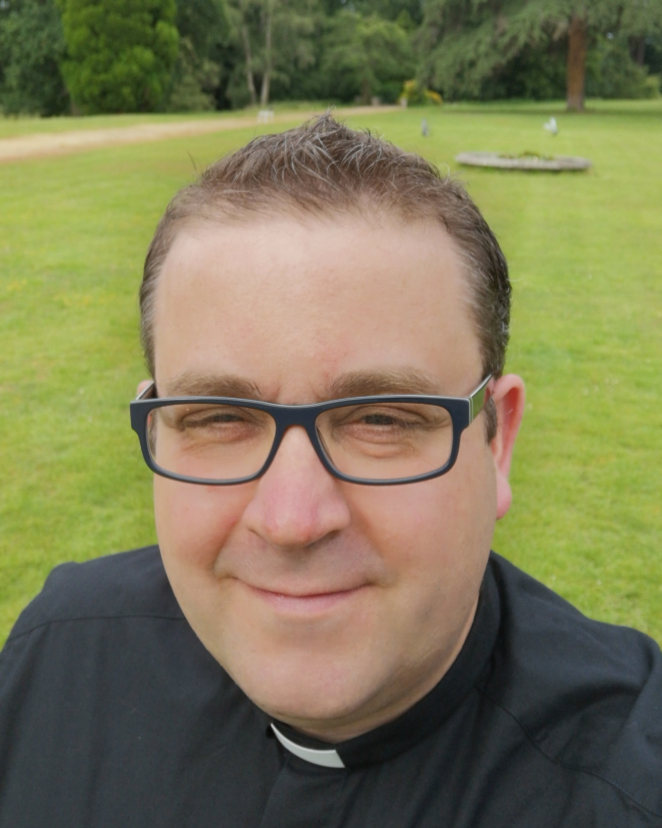 Mark Potter - Curate