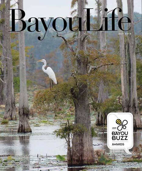 BayouLife  J uly 2019 page 30