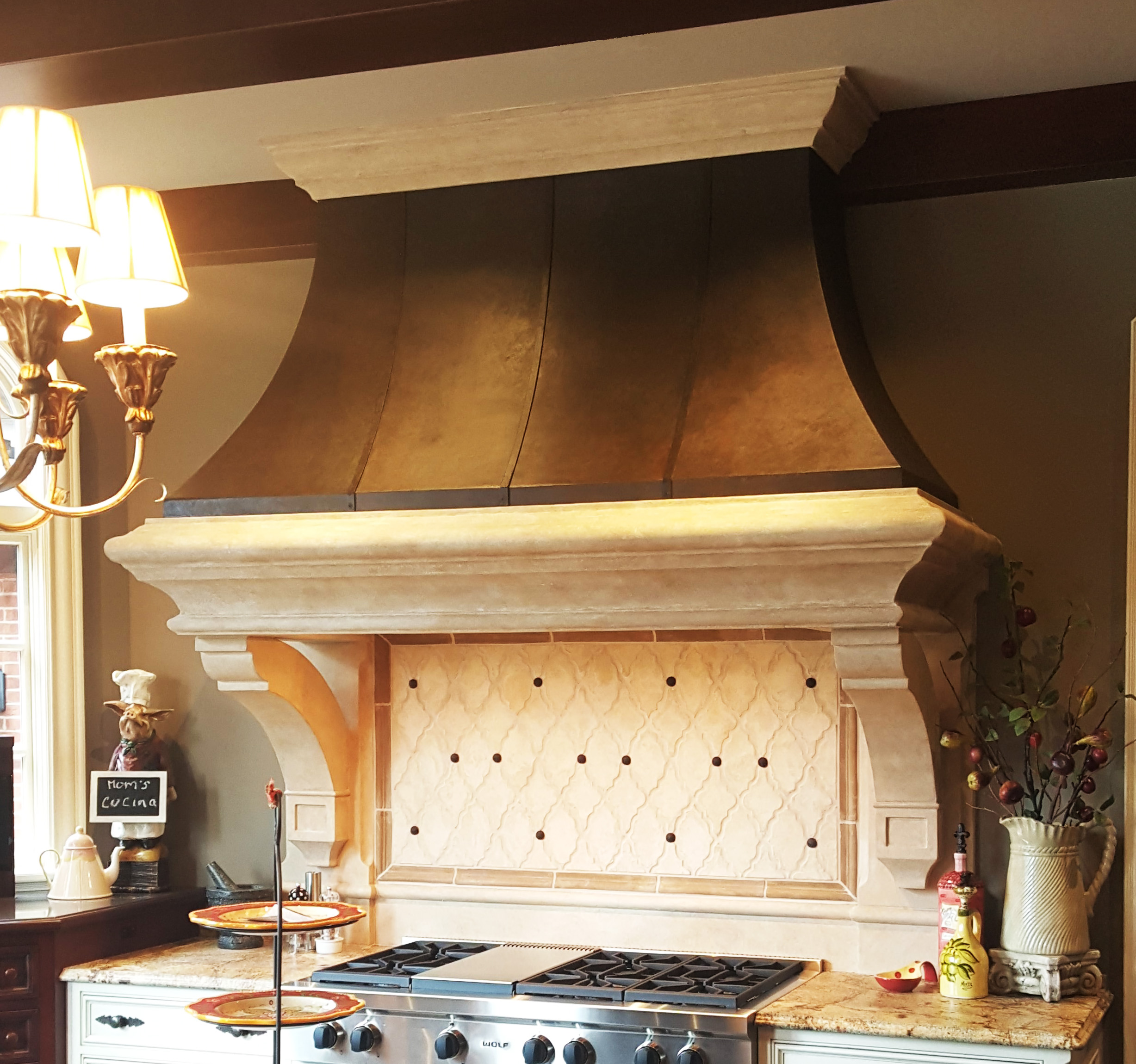 Stone and Cast  Copper Hood.jpg