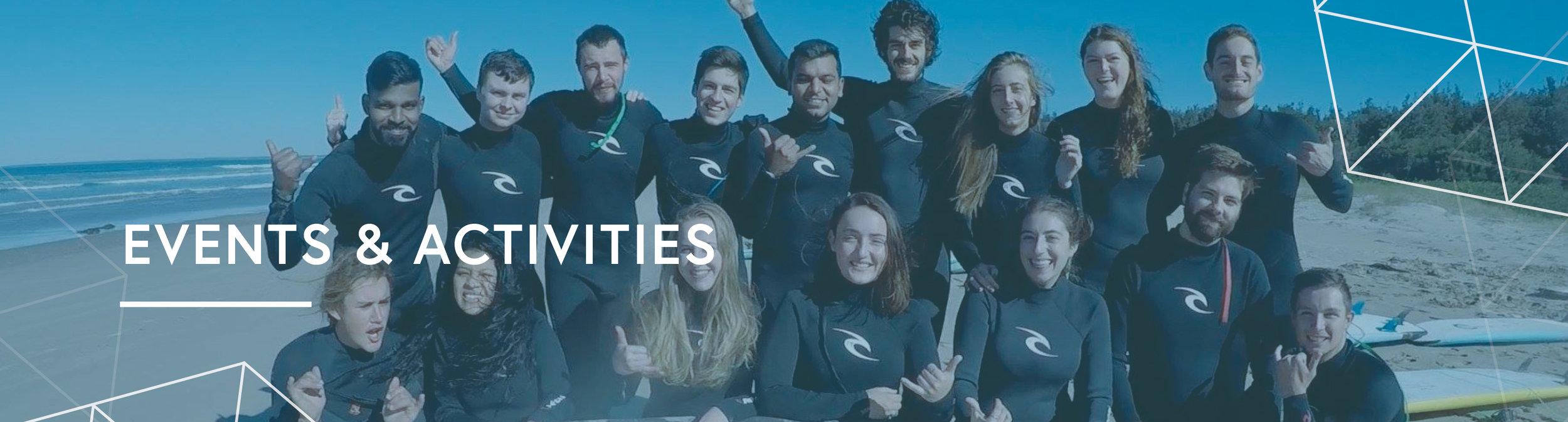 ACBI Events and Activities