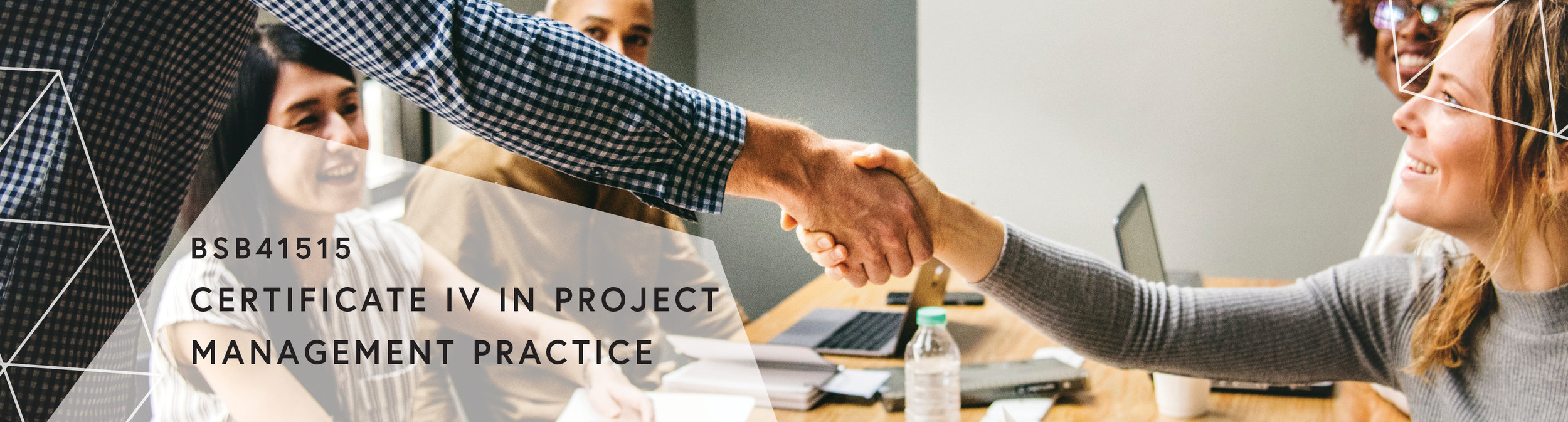Certificate IV in Project Management Practice