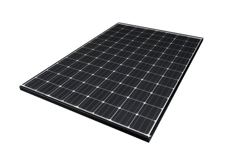 Solar Powered -