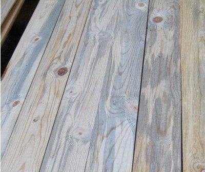 Rescued Pine Beetle Wood -
