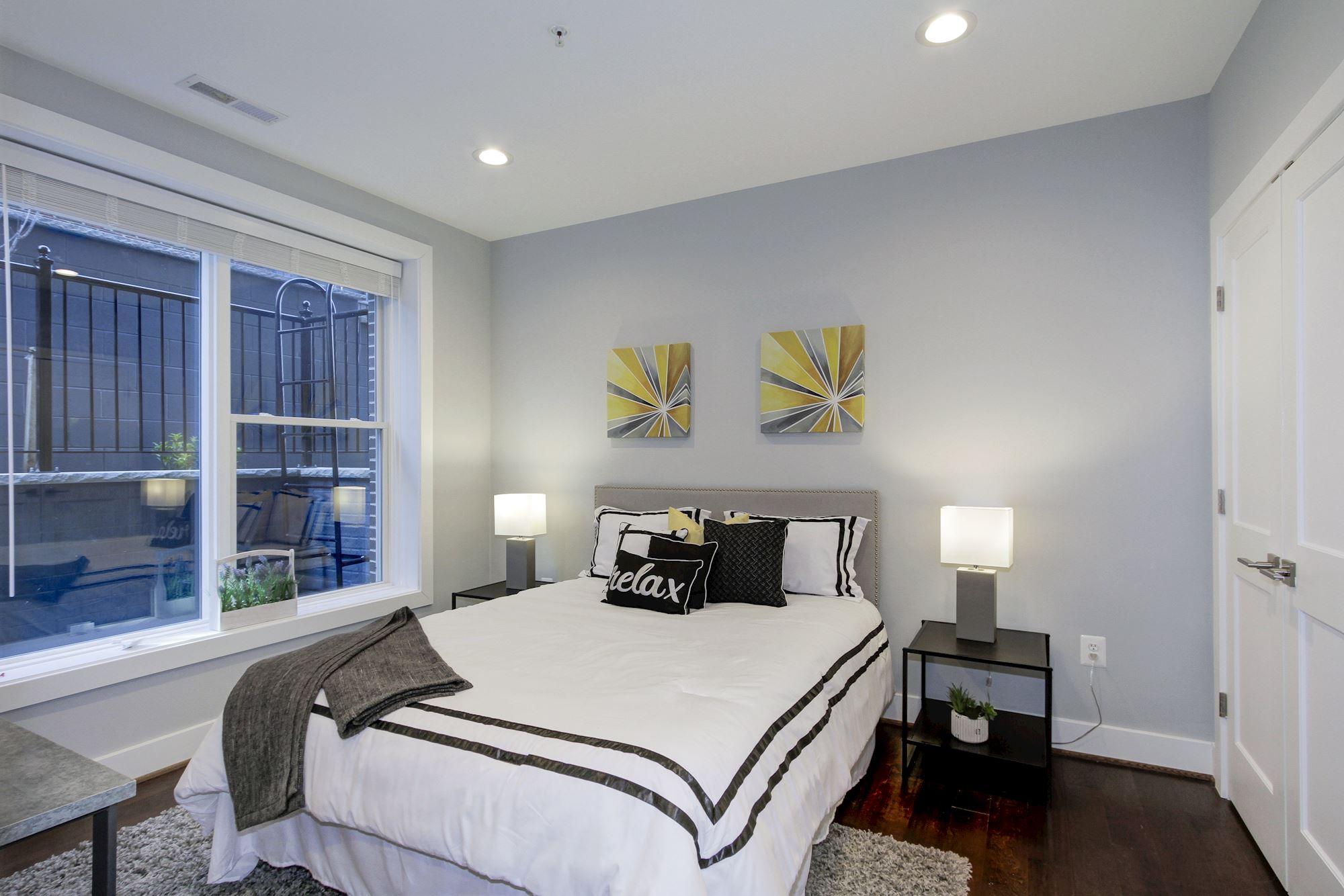 Master Bedroom (Unit #1)