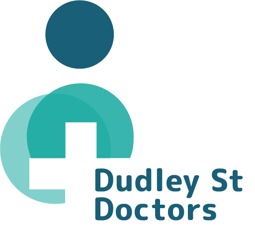 Dudley St Doctors Logo