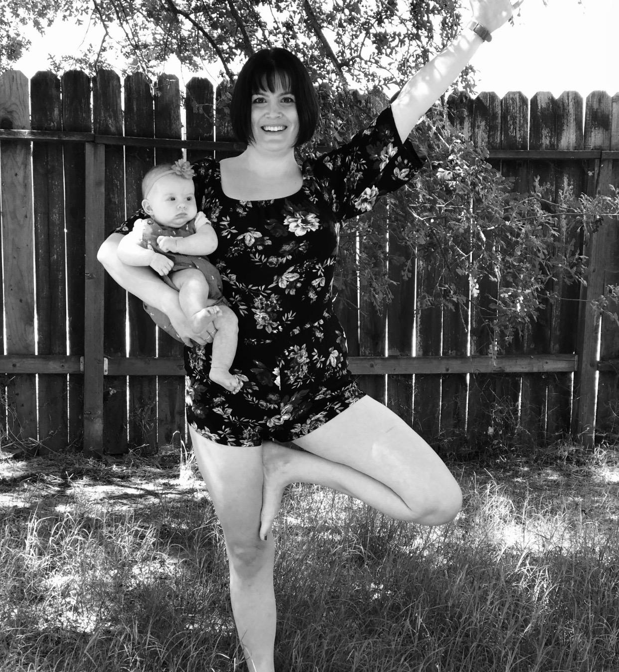 Baby & Me Yoga - Wednesdays 11:30am