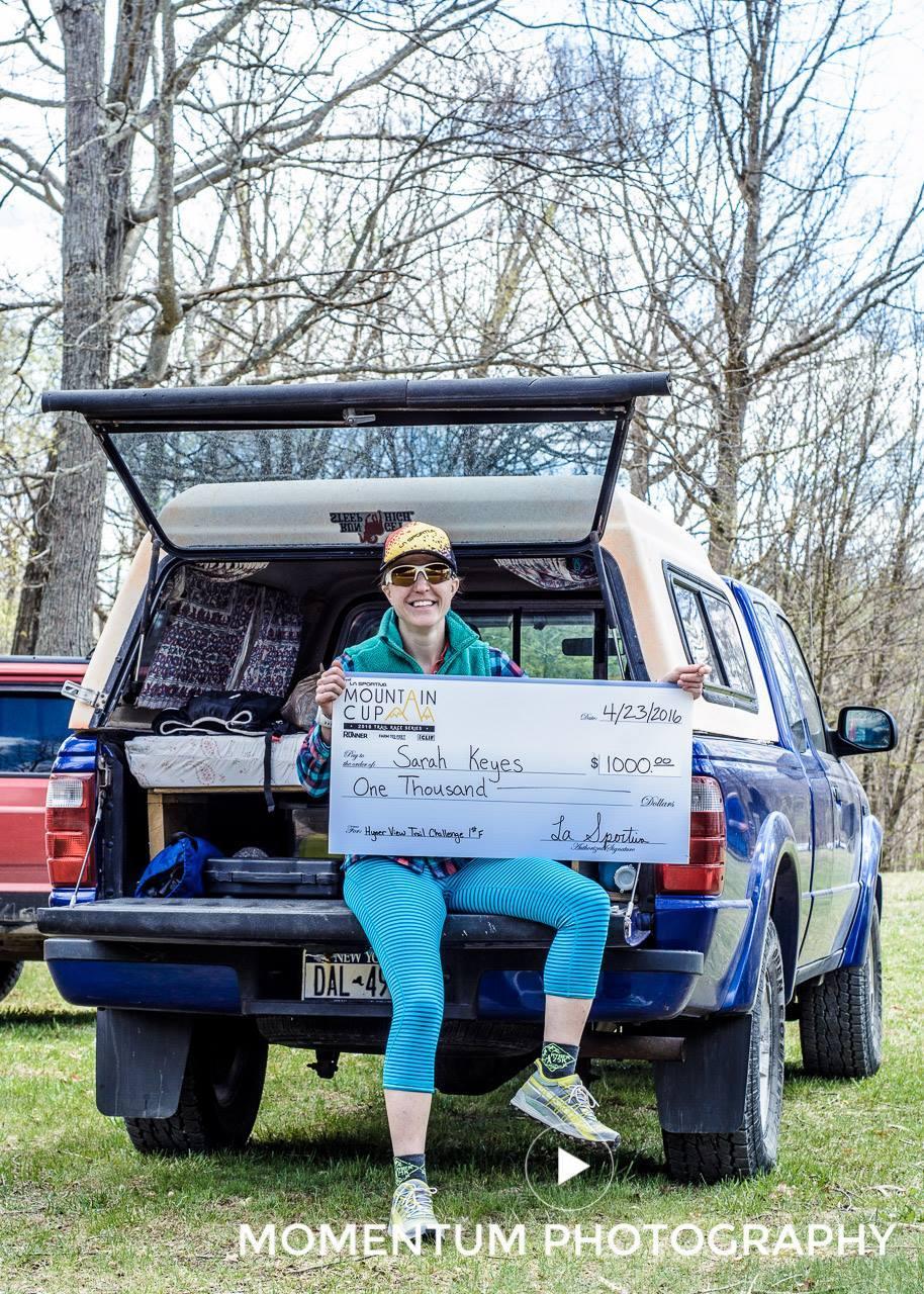 Sarah Runs: La Sportiva Mountain Cup Hyner Challenge
