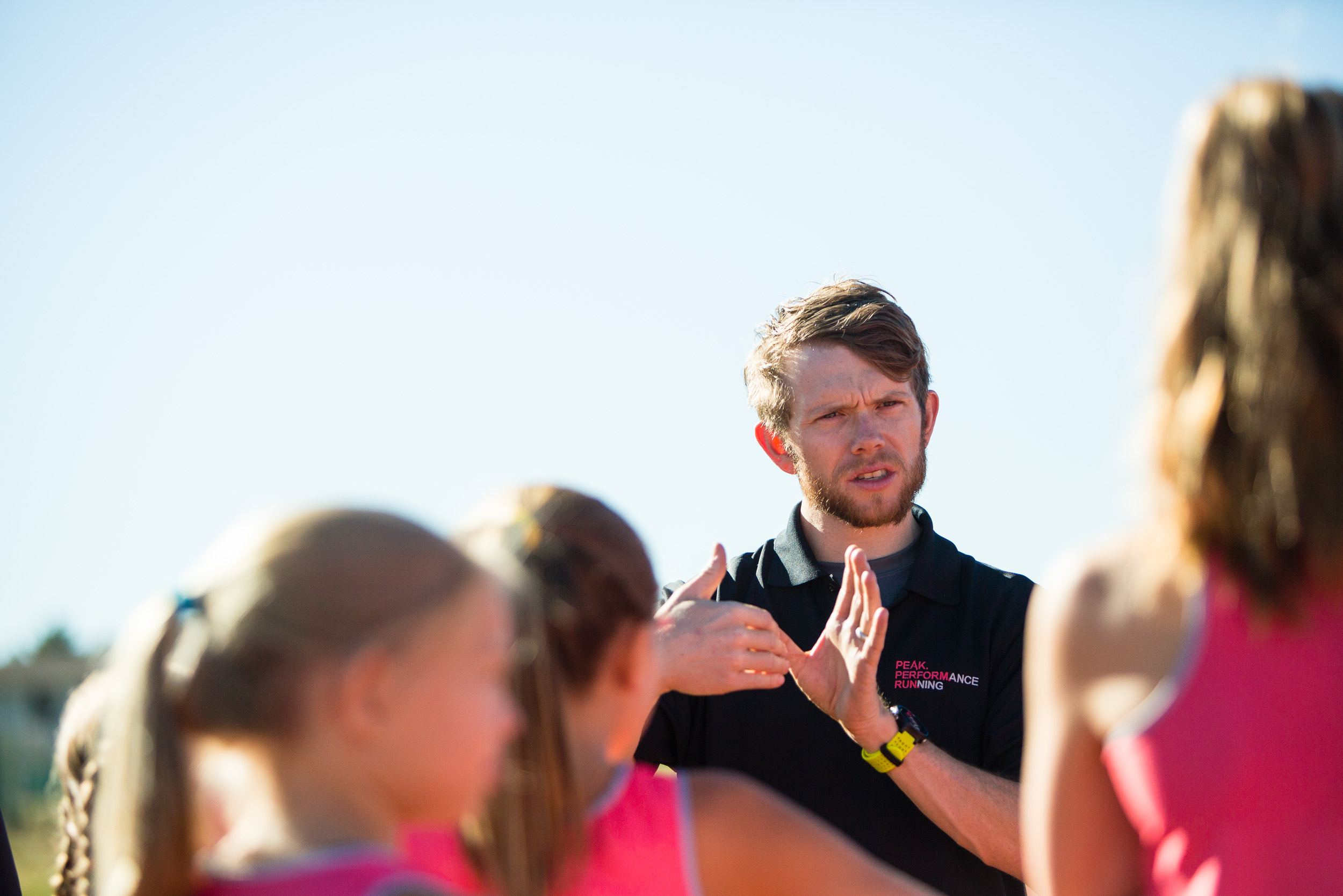 About - Find out about Coach Andrew Simmons,his mission, methods, and the results of years of coaching