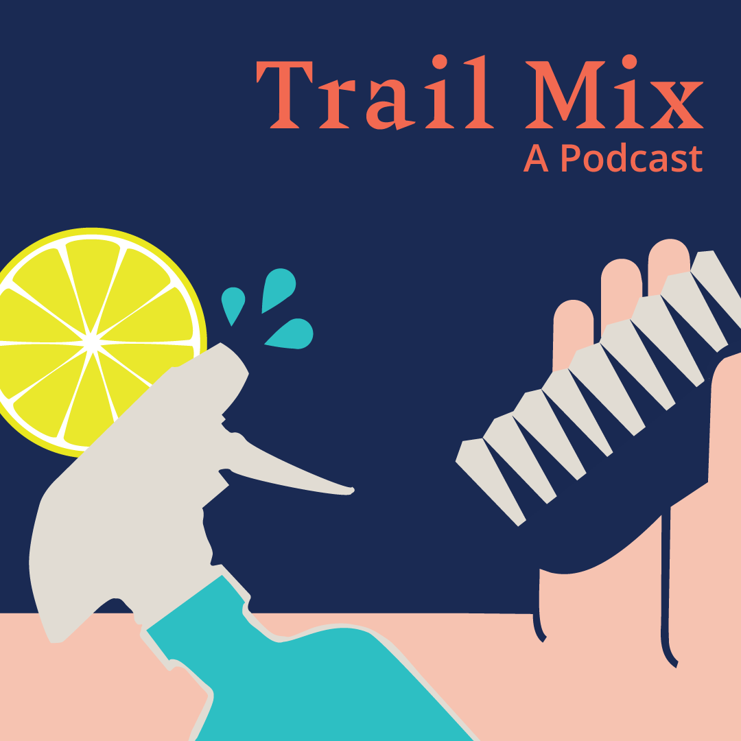 So Fresh & So Clean - During So Fresh & So Clean, Ep.8 of Trail Mix, Sophie and George discuss sustainable cleaning. They explain what it means to clean sustainably, why conventional cleaners are not good, toxicity and the problems it causes, and the benefits from sustainable cleaning. The recurring segment is about sustainable cleaning recipes, and the Trail Mixer Q&A is about the sustainable cleaning tips. Please subscribe, rate & review, and SHARE!