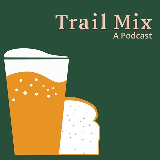 Waste Not, Want Not, Drink Beer is out now! Catch us chatting about food waste while drinking @toast beer. Last episode before our hiatus :) Check it out, link in stories & bio! 🍻🍞 #TrailMix #newepisode #podcast #foodwaste #Toast