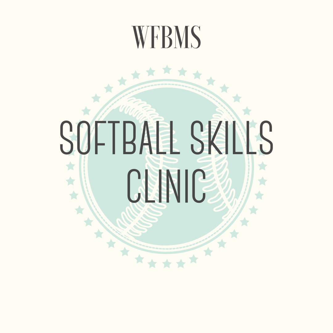Softball Offense/Defense Skills Clinic! - Softball Offense/Defense Skills Clinic!Infielders and outfielders will receive skill work on fundamentals with an emphasis on mechanics to improve their overall defensive play (1.5 hours). Players will have their swing evaluated and provided drill work to develop proper swing mechanics and maximum power. Base running techniques will also be addressed (1.5 hours). Catchers will receive work on every aspect of play - blocking, receiving, throw-downs, conditioning/agility.Maximum of 12 players. Ages 10 - 14.4 hour clinic to take place by or before mid-June.